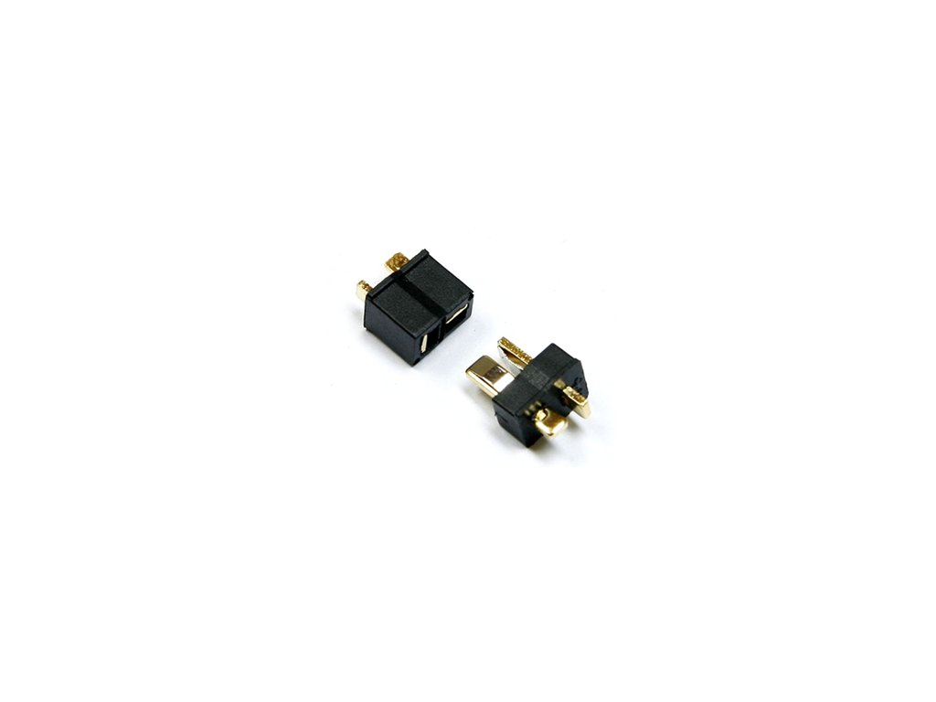 Mini konektor T - Dean (samec + samice)