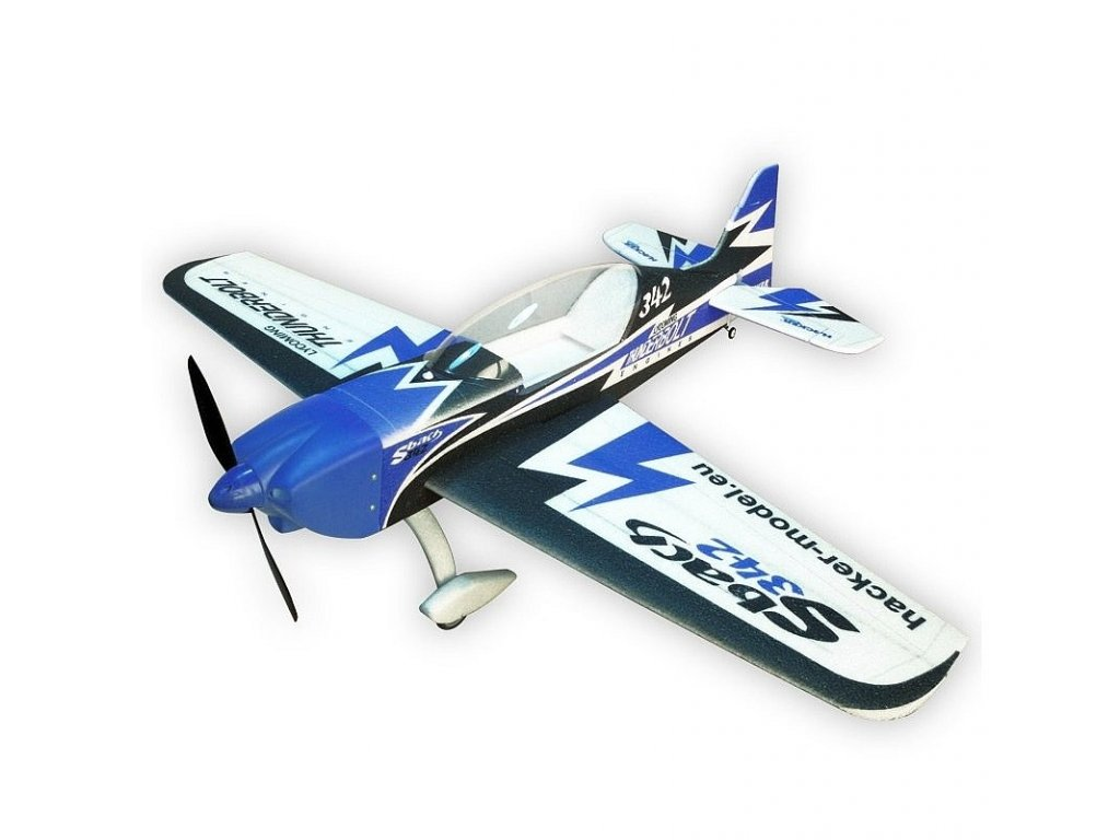 SBACH ARF 1200 modrý