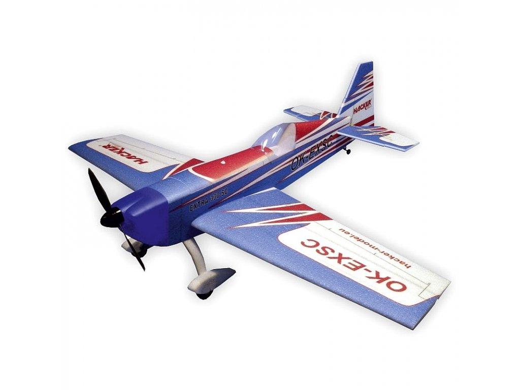 EXTRA 330SC ARF 1200 modrá