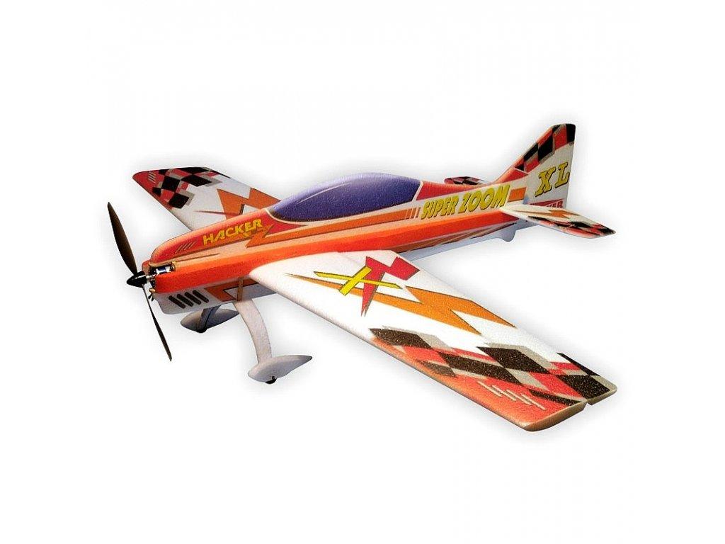 Super Zoom XL ARF červený