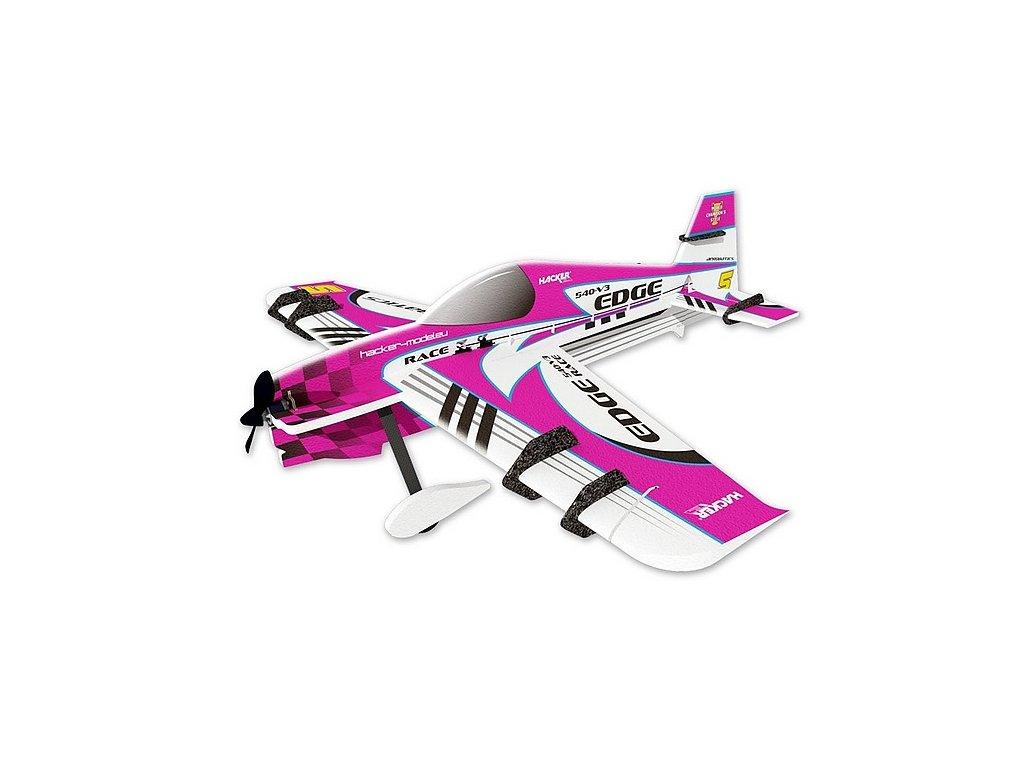 EDGE 540-V3 RACE ARF růžový