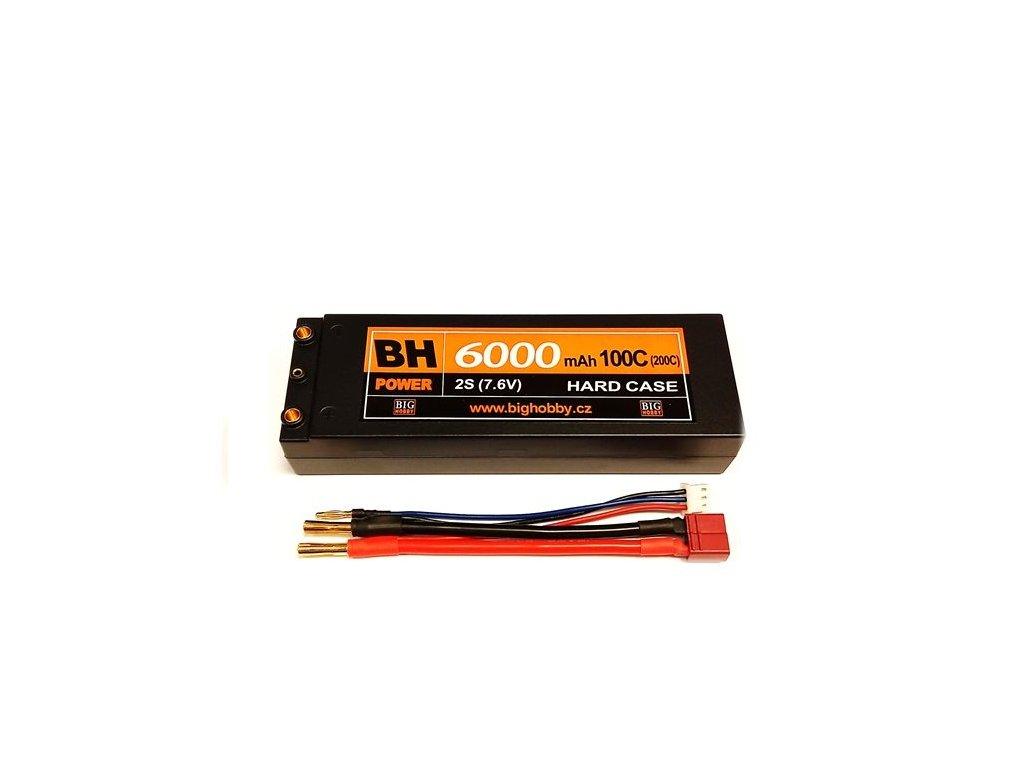 Graphene HV-BH Power 6000 mAh 2S 100C (200C) HC (A)