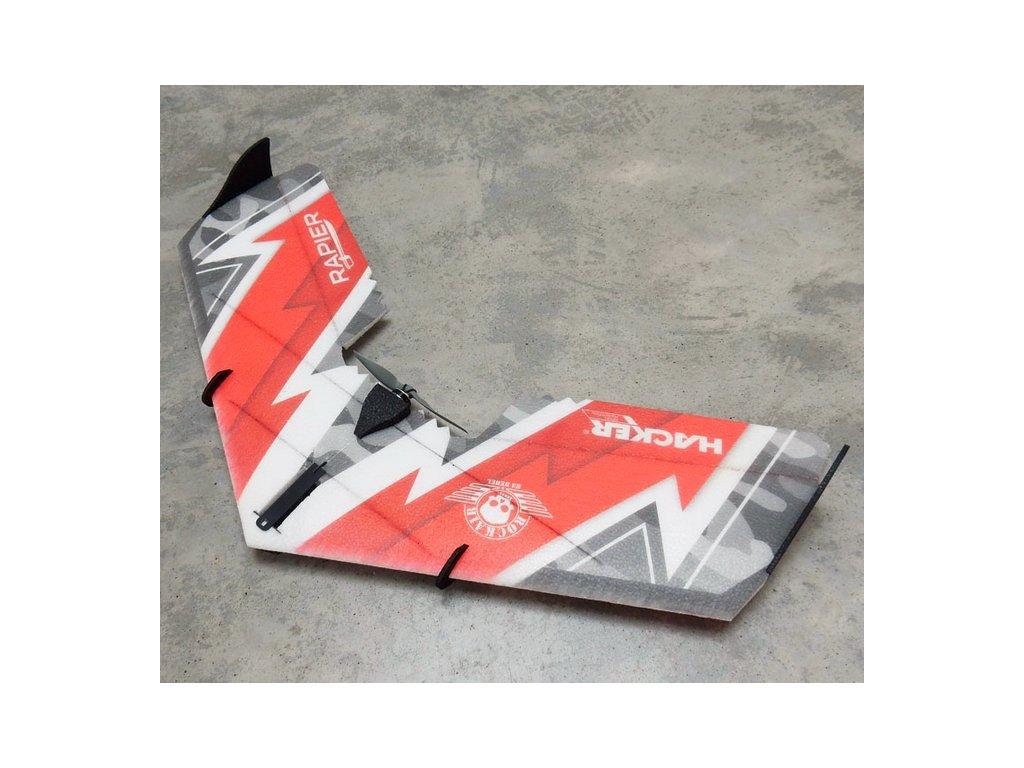 RAPIER ARF 850 mm červená - samokřídlo