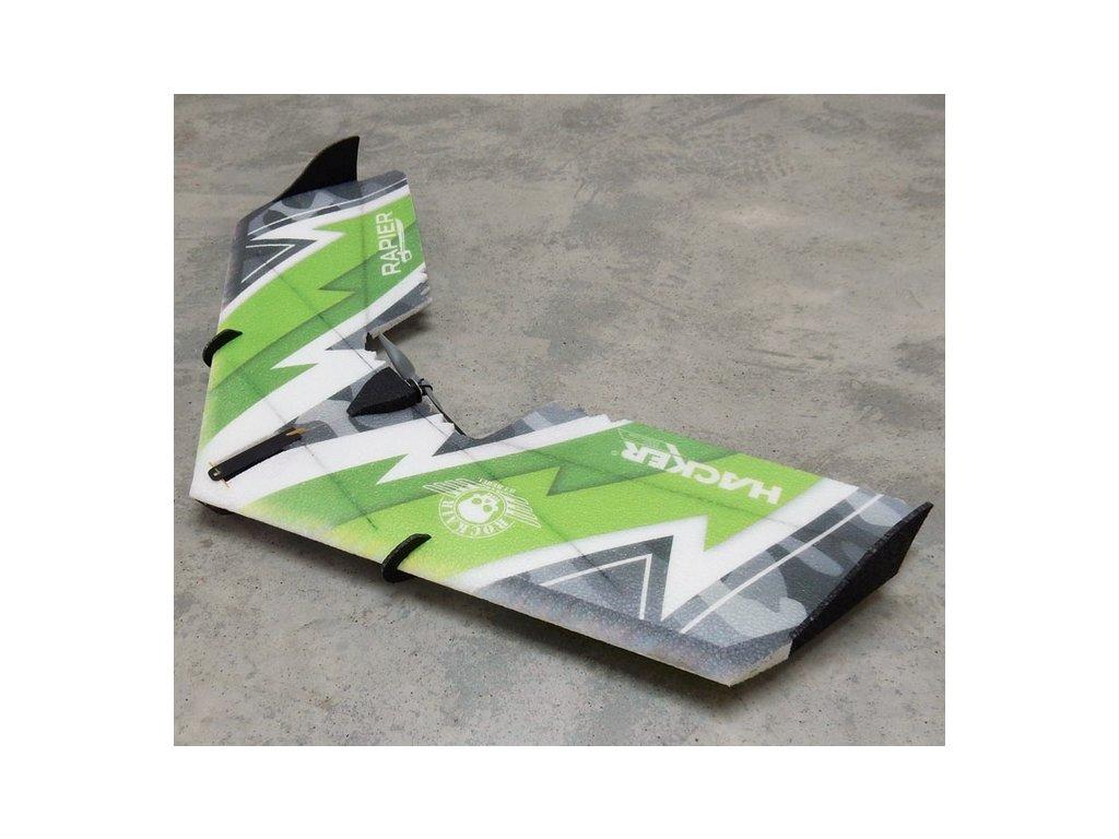 RAPIER ARF 850 mm zelená - samokřídlo