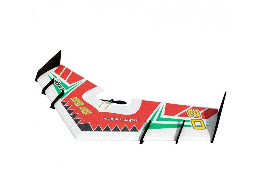 HotWing EVO 1000 ARF 02 - samokřídlo