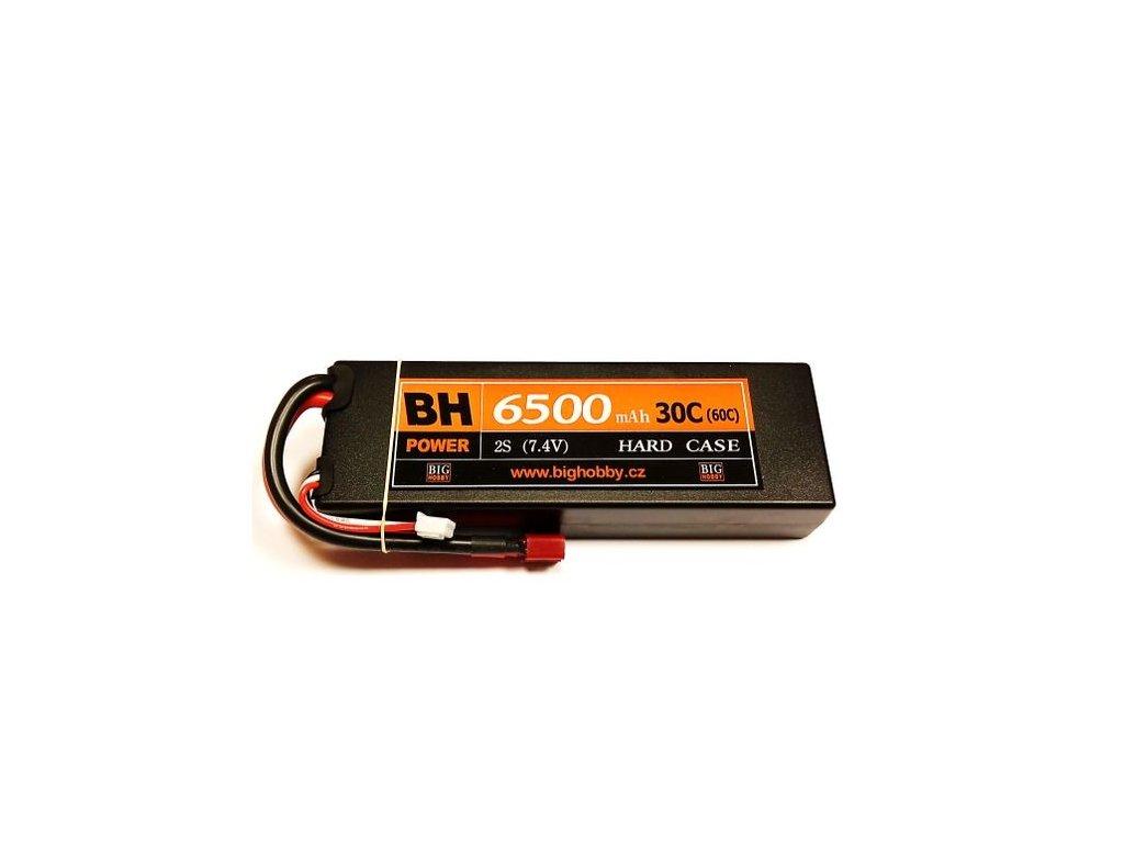 BH Power 6500 mAh 2S 30C (60C) HC (B)- AKCE !