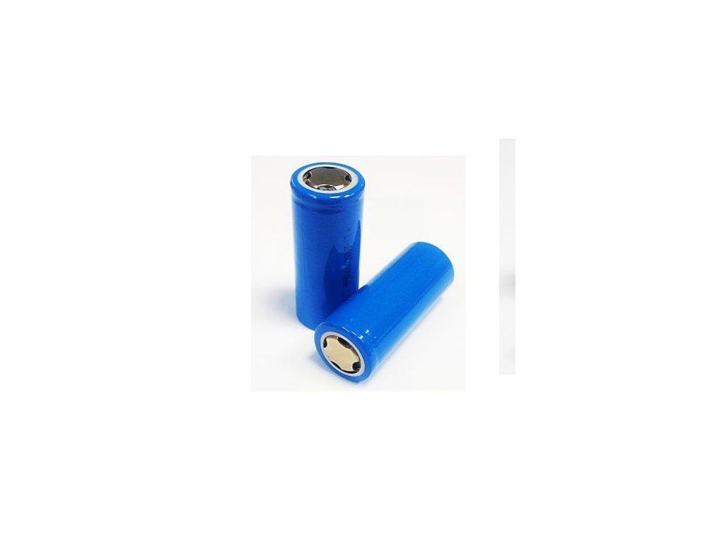 Nabíjecí Li-ion Baterie  26650 5000mAh 3C (garance kapacity)