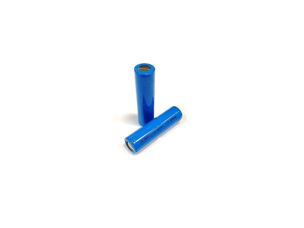 Nabíjecí Li-ion Baterie LG 18650 3200mAh s PCB ochranou