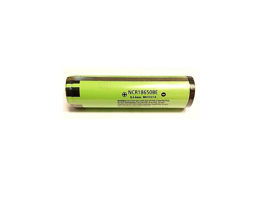 Nabíjecí Li-ion Baterie Panasonic 18650  3400mAh