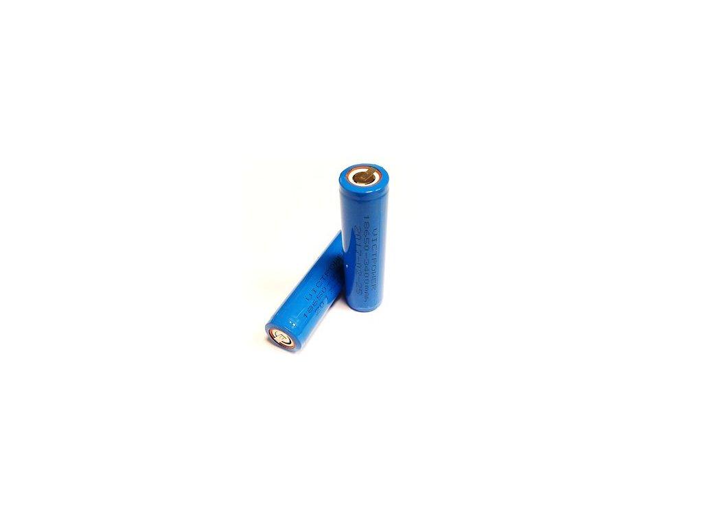 Nabíjecí Li-ion Baterie Bighobby (Panasonic) 18650  3400mAh s PCB ochranou