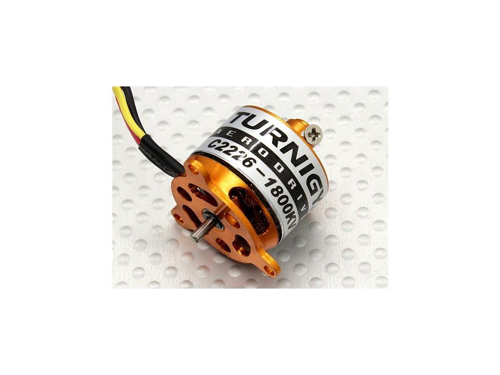 Micro Motor Turnigy C2226 1800kv