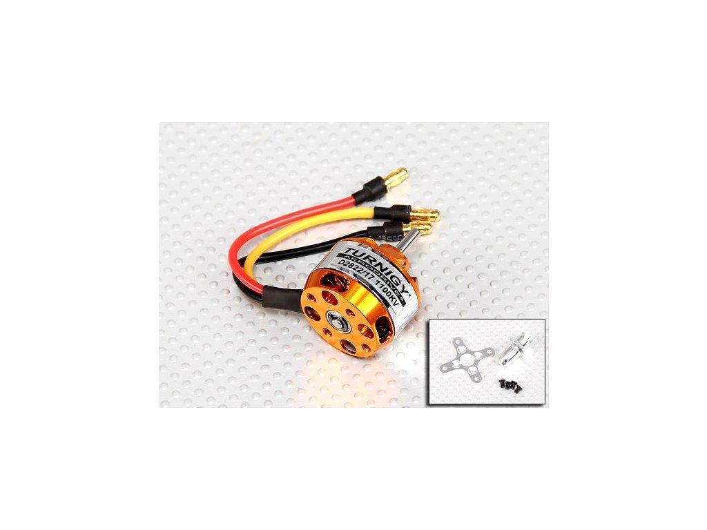 Motor Turnigy D28-22 1100kv