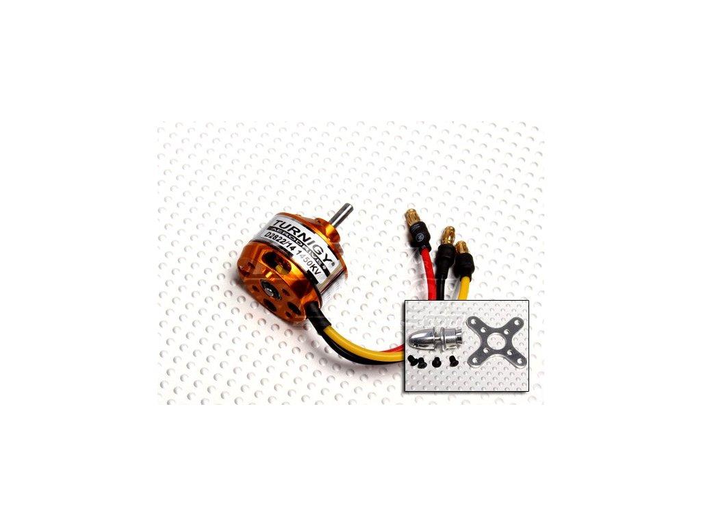 Motor Turnigy D28-22 1450kv