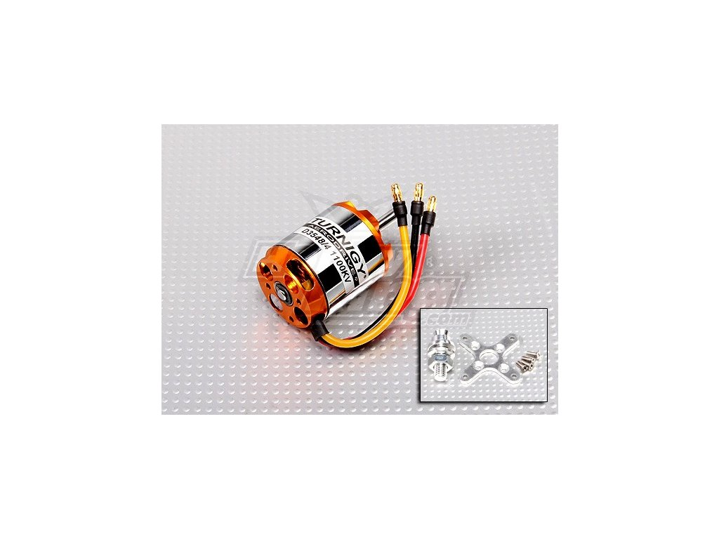Motor Turnigy D35-48  1100kv
