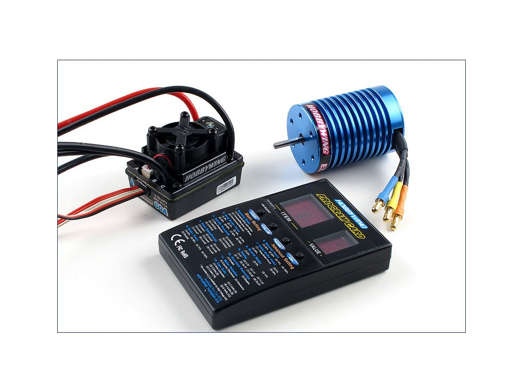 Hobbywing EZRUN B7 3650M 13T 3000kv ESC 60A WP-SL