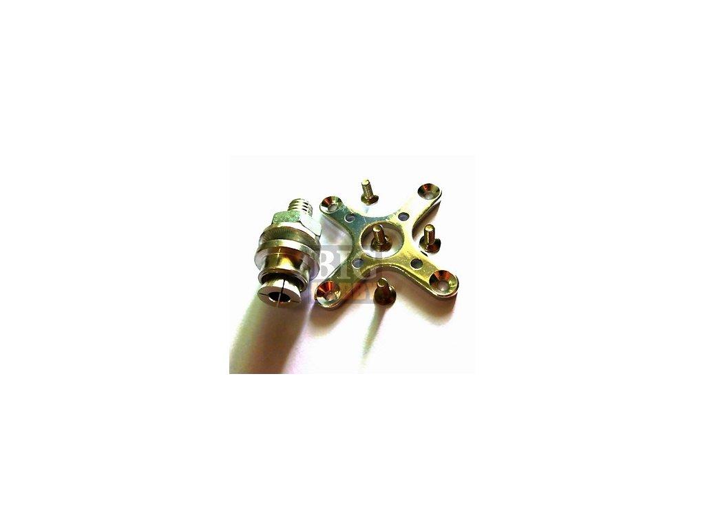 Montáž pro motory (35xx) - hřídel 5mm)