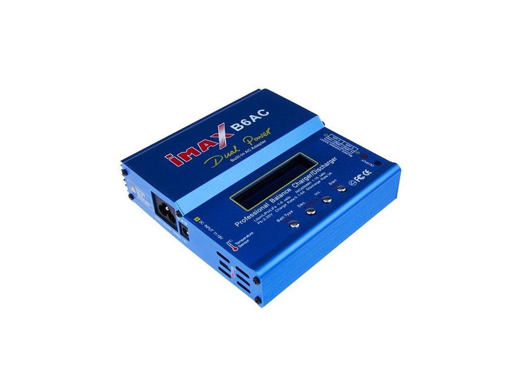 Imax B6AC 50W (vestavěný zdroj)- modrý