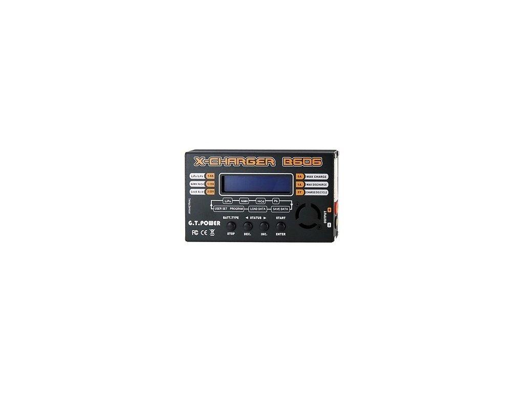 G.T. Power B606 6 Amp (Turnigy accucel 6)