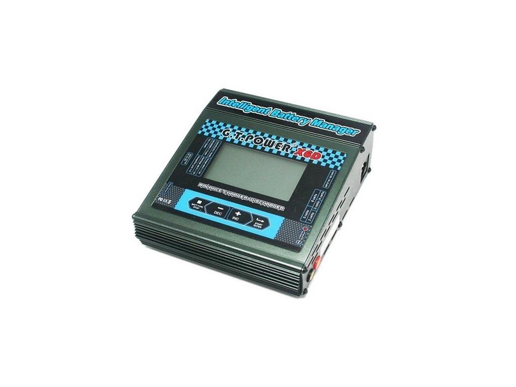 G.T. Power  X6D  7Amp. - vestavěvý síťový zdroj