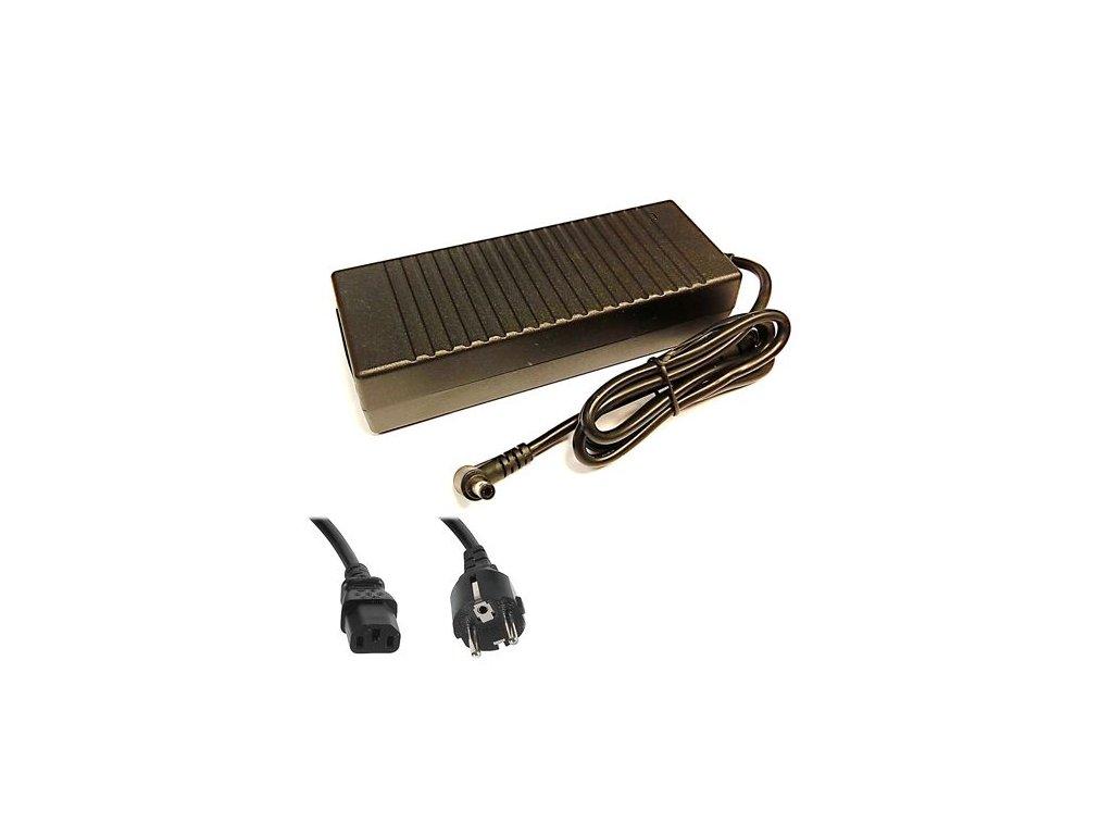 Napájecí síťový zdroj - adaptér 24V 5A 120W  (jack 5.5/2.1) - B