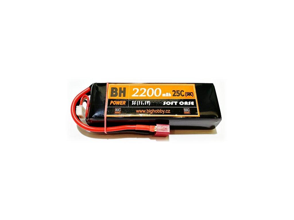 BH Power 2200 mAh 3S 25C (50C)