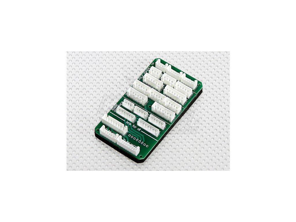 Balanční adaptér XH pro nabíječe - vše v jednom