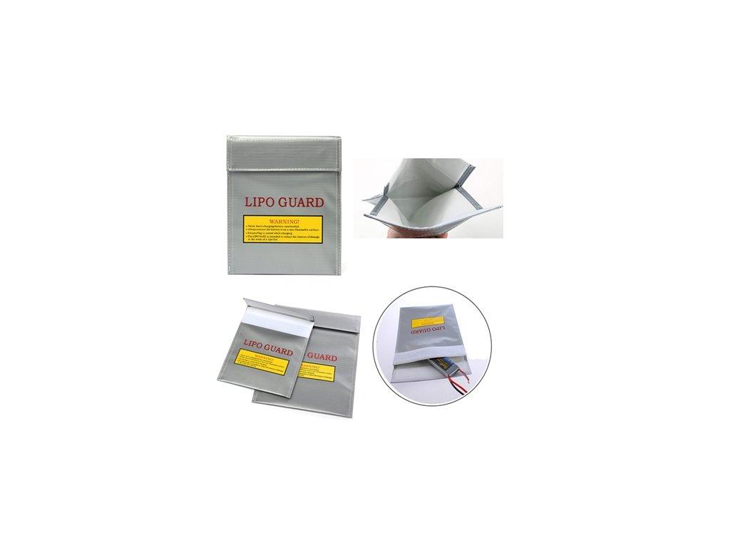 LiPo  Safe ochranný vak pro nabíjení 23 x 30cm (velký)
