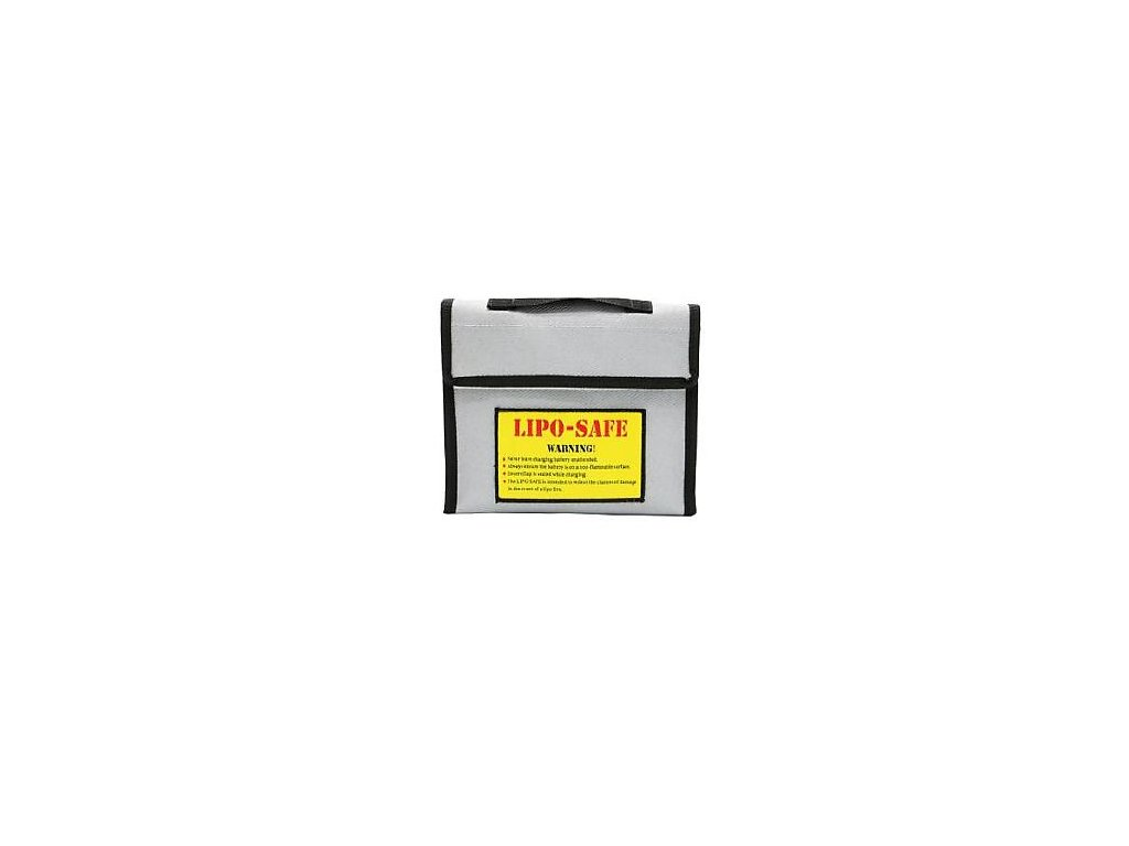 LiPo  Safe ochranný vak pro nabíjení 220x185x40mm