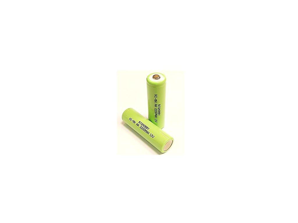Nabíjecí NiMh AA 1,2V 2200mAh baterie Bighobby