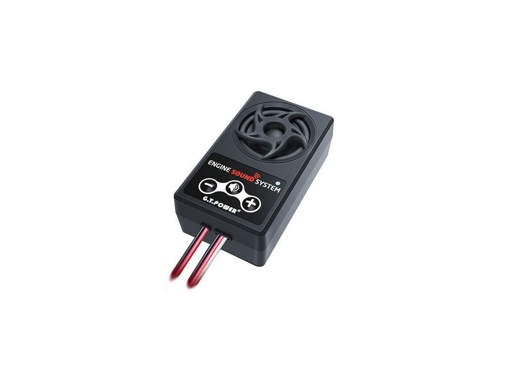 Car engine sound system - simulace zvuku motorů - 58 zvuků