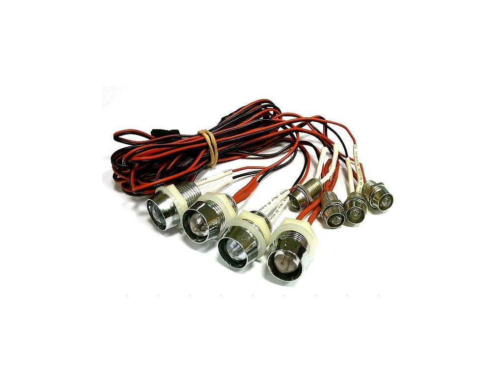 L8 Model Car LED - osvětlení pro RC auta