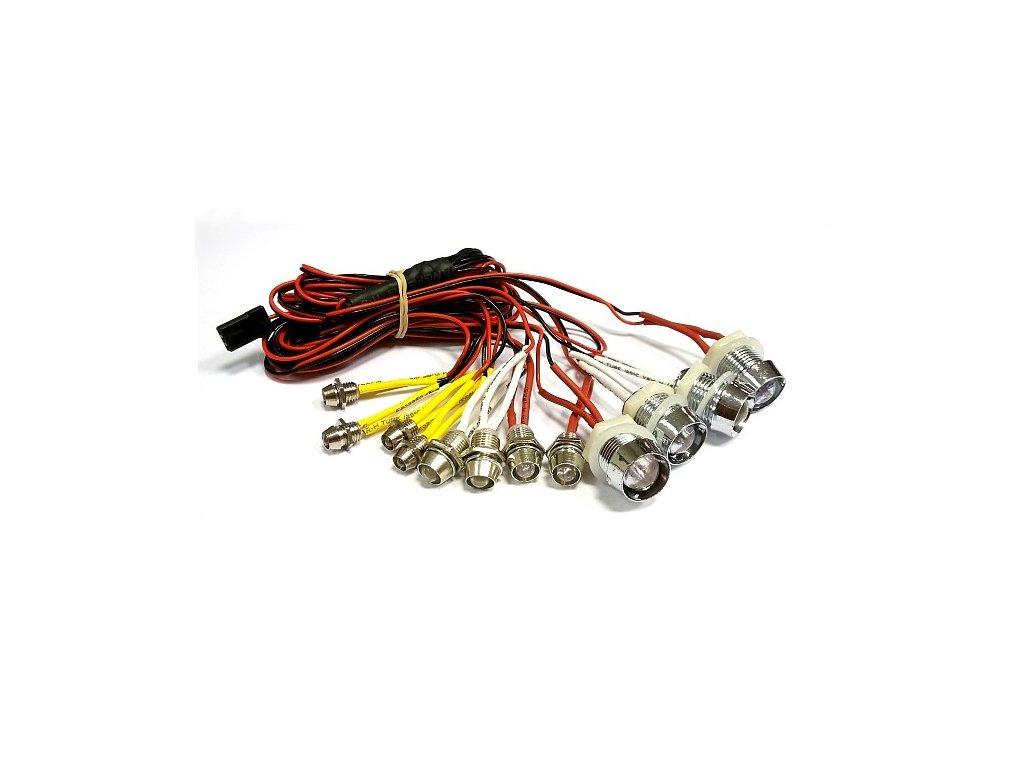 L12 Model Car LED - osvětlení pro RC auta