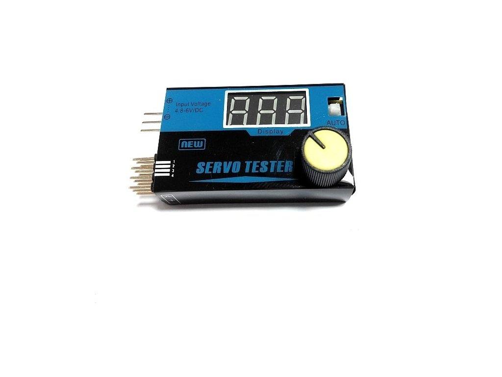 LED Servo tester - G.T. Power (A)
