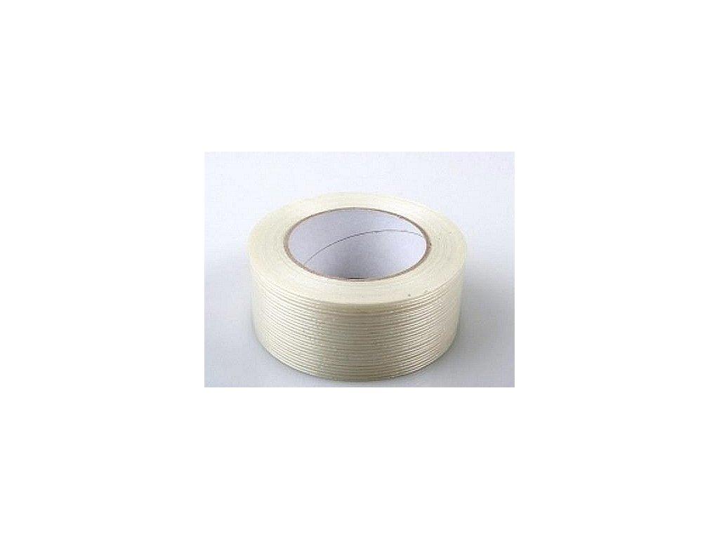 Skelná páska 50mm (25 metrů)