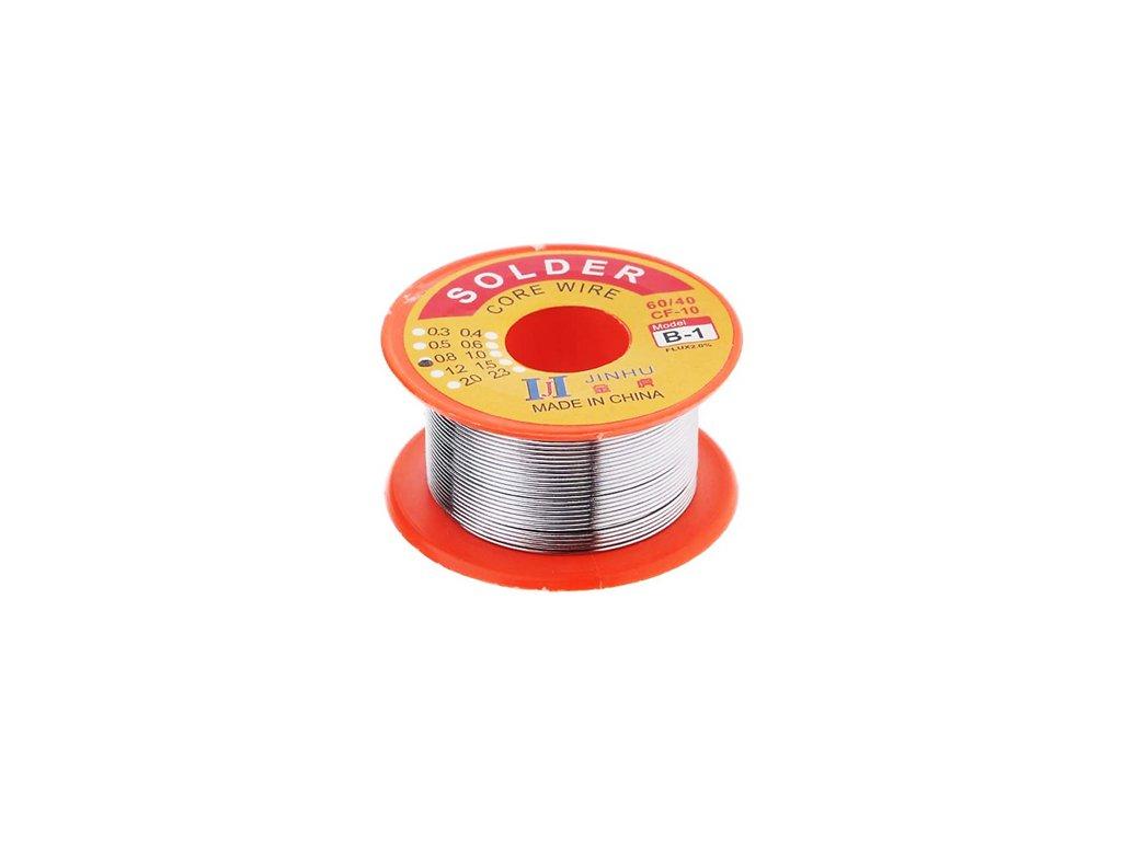 Cínová pájka 50g /1,0mm Sn63 Pb37 (A)