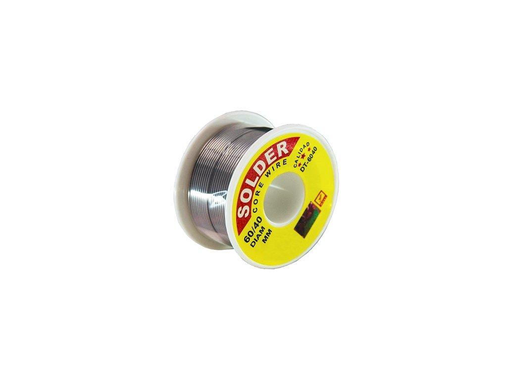 Cínová pájka 100g /1,5mm Sn63 Pb37