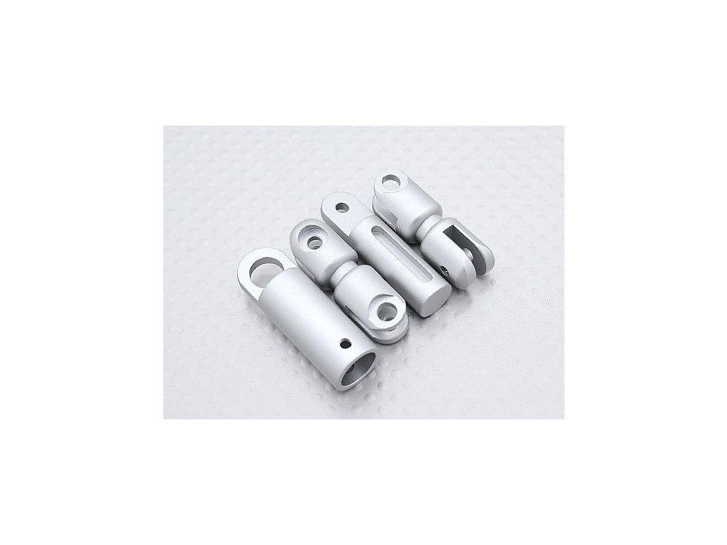 Adaptér pro vyvážení vysílače (stříbrný)
