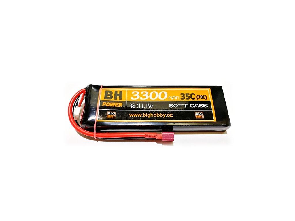 BH Power 3300 mAh 3S 35C (70C)