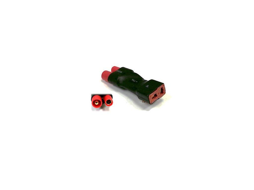 Adapter T- konektor samice / HXT bullet 3,5mm