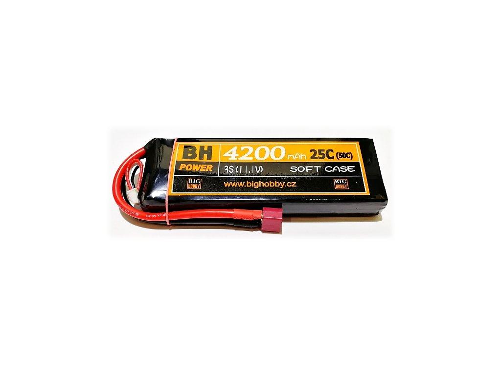 BH Power 4200 mAh 3S 25C (50C)