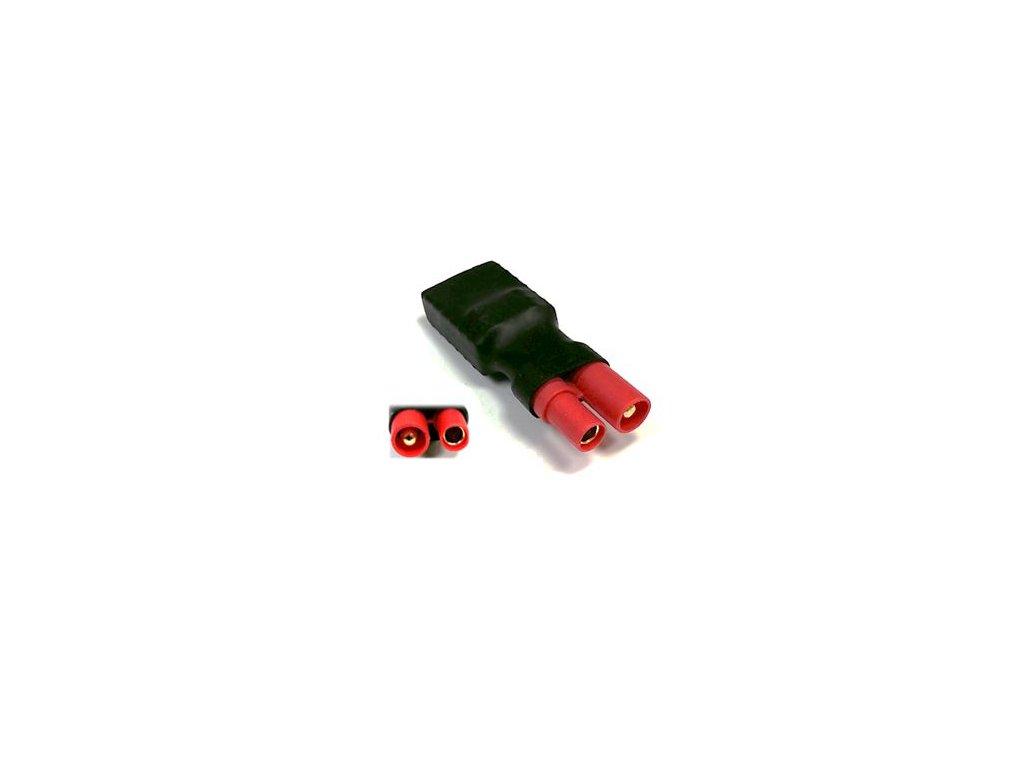 Adapter Traxxas samice - HXT bullet 3,5mm