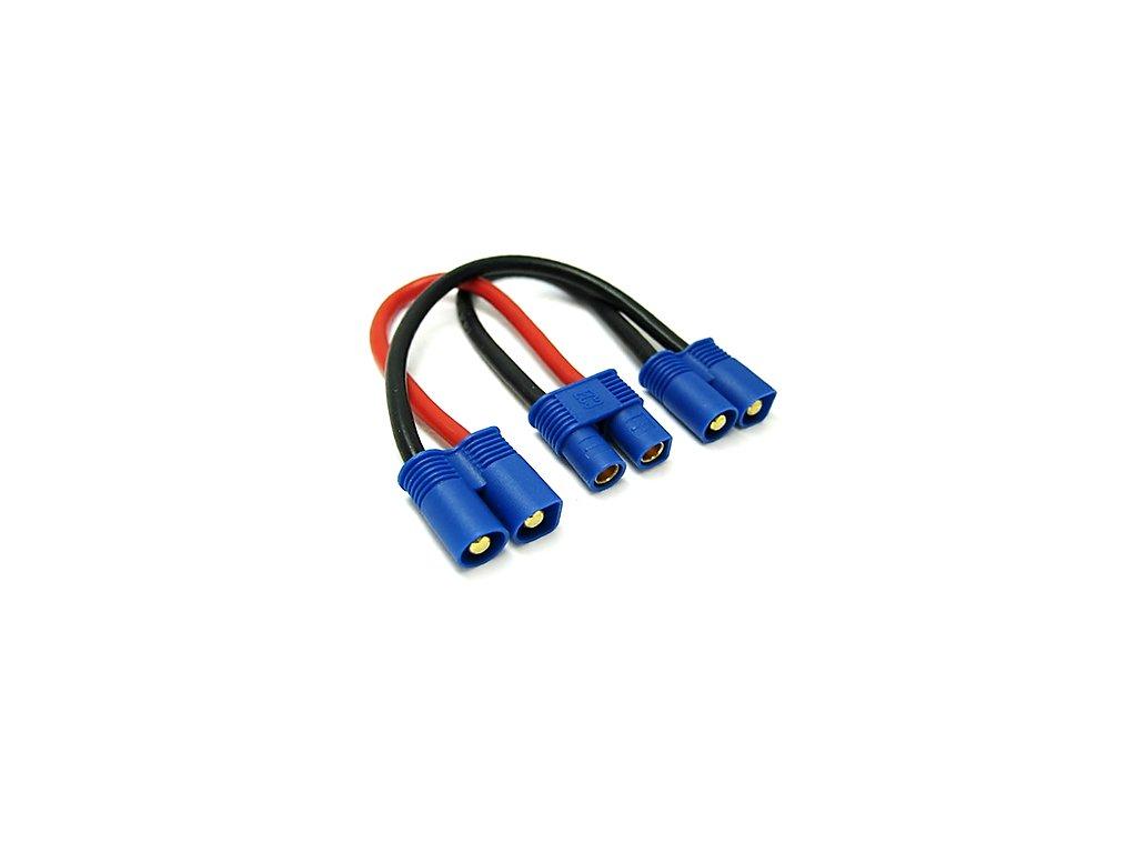 EC3 - pro seriové zapojení 5cm