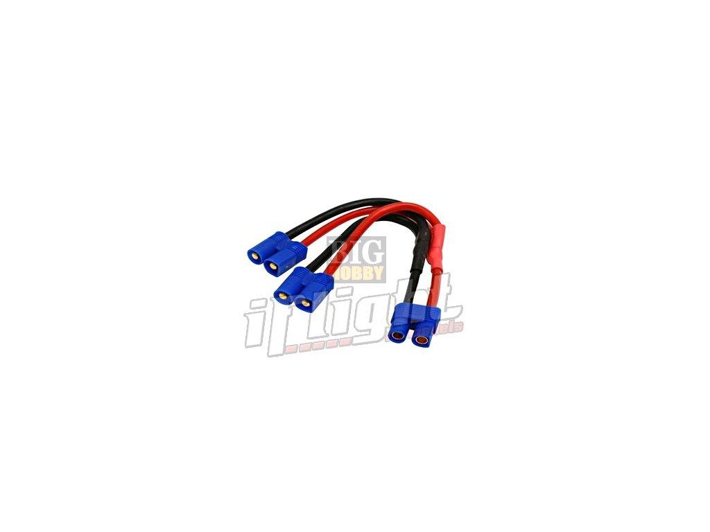 EC3 - pro paralelní zapojení 5cm