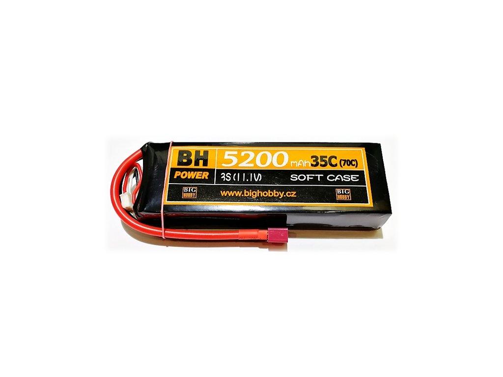 BH Power 5200 mAh 3S 35C (70C)