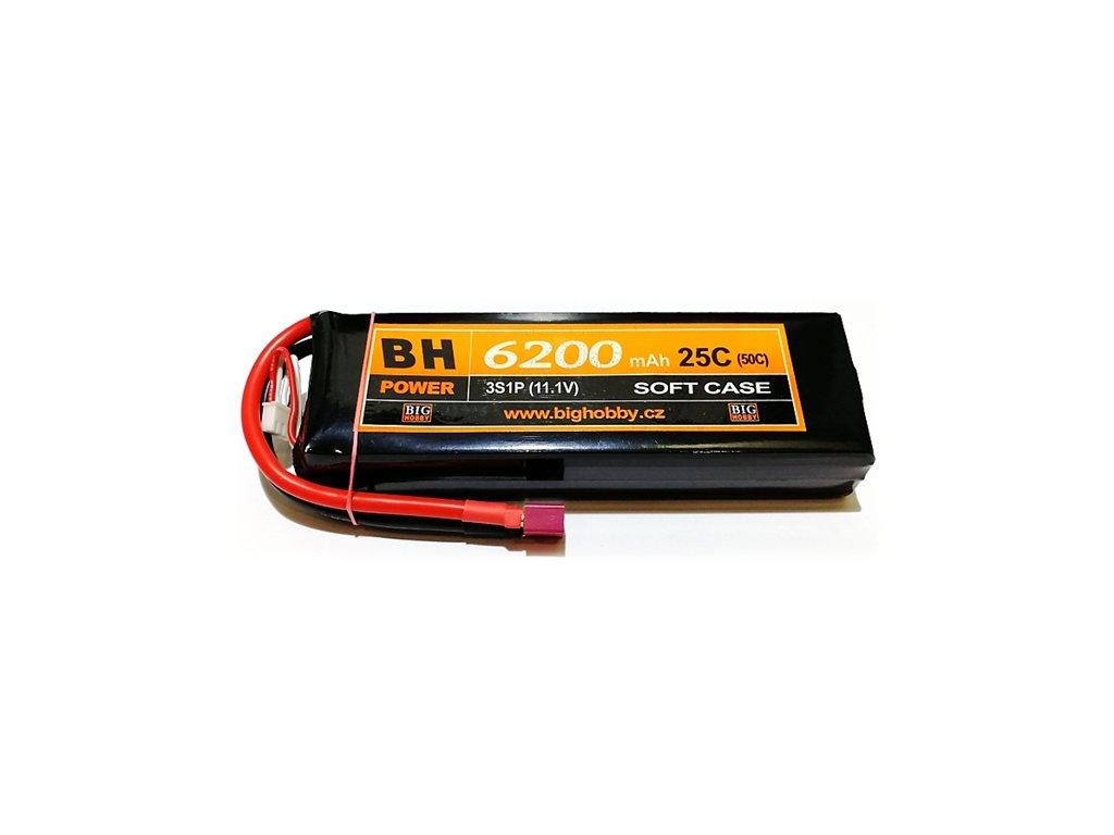 BH Power 6200 mAh 3S 25C (50C)