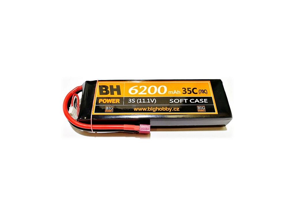 BH Power 6200 mAh 3S 35C (70C)