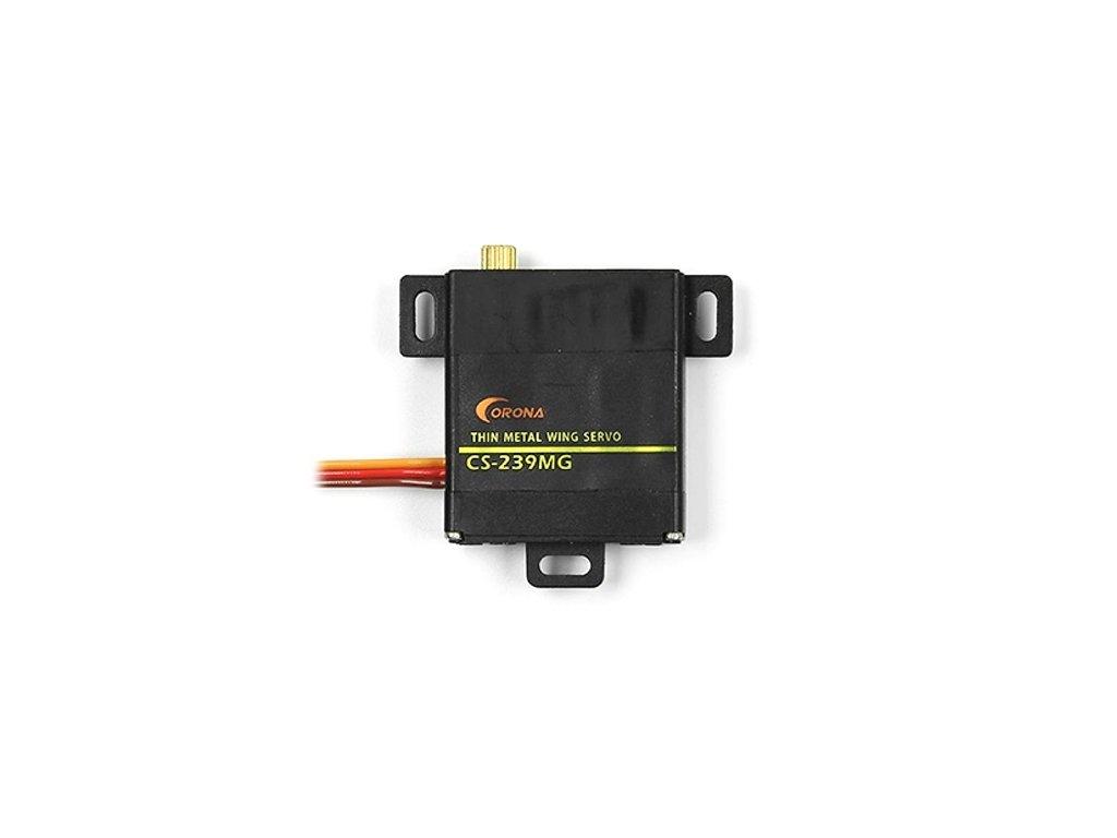 Corona Servo CS239MG  22g/0,14s/4,6kg (Analogové, slim)