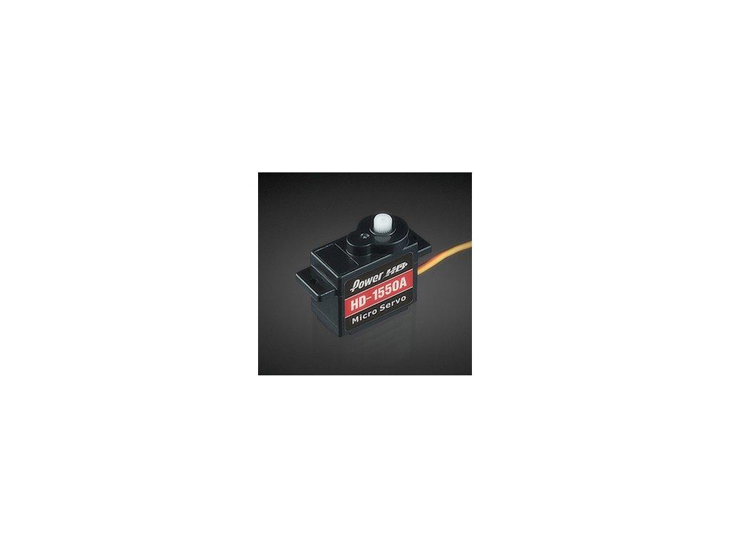 Power HD Servo 1550A 5,5g/0,10s/1,1kg (Analogové)