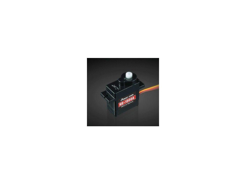 Power HD Servo 1900A 9g/0,1s/1,5kg (Analogové)