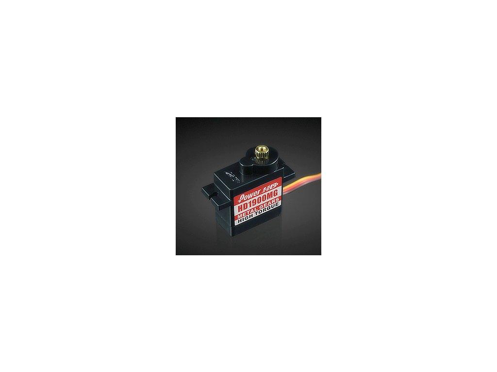 Power HD Servo 1900MG 14g/0,08s/1,6kg (Analogové)
